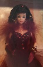 Hollywood Legends Gone with the Wind Scarlett O'Hara Barbie NRFB Red dress