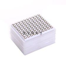 30PCS AG3 LR41 192 384 392 LR736 1.5V Alkaline Button Cell Watch Battery