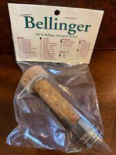 Bellinger Reel Seat Ulsb Spacer .375 Nickel Silver