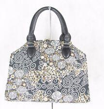 Klimt Kiss William Morris Design & Stylish Tapestry Handbag Shoulder Bag Signare