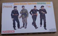 Dragon 6654 1:35Ghost Division Tank Crew (Blitzkrieg 1940)
