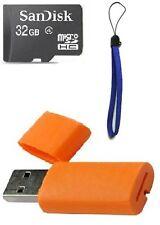 32GB Sandisk MicroSDHC Memory Card for SAMSUNG GALAXY S5 PLUS Grand Prime Note 4