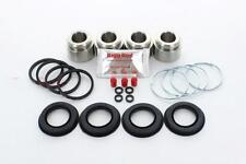 For Ford Sierra RS Cosworth FRONT Brake Caliper Seals STAINLESS Pistons RKP141S