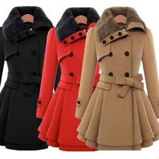 New Women Warm Winter Long Coat Hooded Parka Thicken Overcoat Jacket Outwear