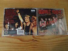 Quiet Riot-LIVE & RARE vol 1 Brazilian pressing CD