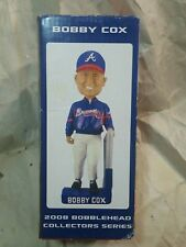2008 Atlanta Braves  Bobby Cox Bobble Head   Coca Cola collector series