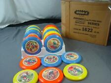"WHAM-O MINI DISC ""SMURFS"" Firsbee, NOS NEW, VINTAGE!  Disc Golf Marker"