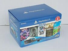 Sony PlayStation 4 PS4 VR Mega Pack ( PS5 compatible) + BONUS VR GAME FARPOINT