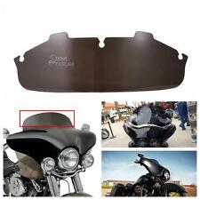 5.5'' Windshield Windscreen For Harley Electra Street Tri Glide Ultra Limited