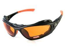 Gafas de visión nocturna de conducción prevención Amarillo controlador HD Sol Polarizadas TR