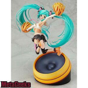 Character Vocal Series 01: Hatsune Miku Hatsune Miku 1/8 Scale Figure Cheerful