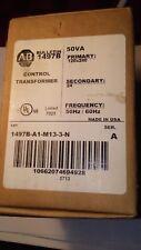 NEW IN BOX 1497B-A1-M13-3-N CONTROL TRANSFORMER