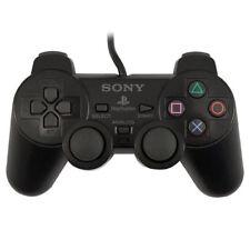 Sony Dualshock 2 SCPH-10010 Kabelgebunden Controller für PS2 - Schwarz