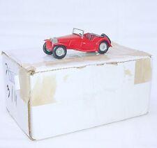 Mikansue 1:43 AC 16/90 SPORTS 1938 White Metal Kit Car Hand Built Mint TOP RARE!