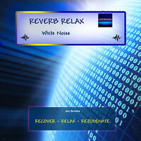 WHITE NOISE CD Audio for Relaxing Sleep, Anxiety, Babies, Tinnitus and Stress