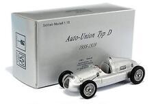 Auto Union Typ D 1938-1939  scala 1/18 M-027 CMC