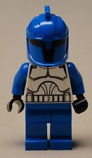 NEW Lego Star Wars Minifig CLONE STORM TROOPER White & Blue Guy