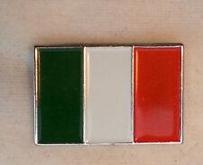 Itailian Flag Italy Quality Enamel Pin Badge