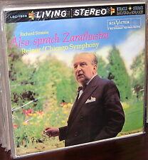 CLASSIC RECORDS LP LSC 1806: STRAUSS - Zarathustra - REINER - 1990s 180gm SEALED