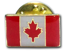 Canada Flag Lapel Pin - Bulk Lot of 100