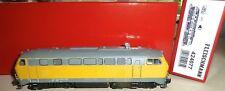 225 010-8 Locomotive diesel DB Groupe de construction chemins fer son