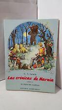 LAS CRONICAS DE NARNIA LIBRO 2 EL PRINCIPE CASPIAN - C S LEWIS SPANISH ESPANOL