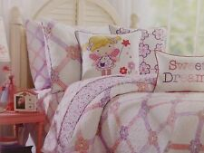 4 pc Cynthia Rowley Sweet Dream Floral Full Sheet Set NIP