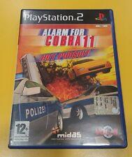 Alarm For Cobra 11 Vol. 2 Hot Pursuit GIOCO PS2 VERSIONE ITALIANA