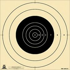 Replacement Center for NRA / CMP MR-31 Highpower Rifle Slow Fire Prone Target