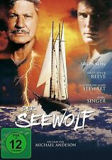 Der Seewolf The Seawolf CHARLES BRONSON Christopher Reeve DVD NUOVO