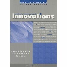 Innovations Upper-Intermediate: Teacher's Photocopiable Resource-ExLibrary