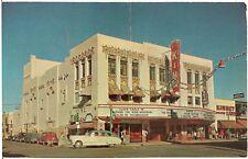 King Building and Theatre in Albuquerque NM Postcard Clark Gable