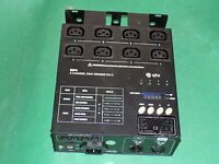 QTX DP4 4 Channel DMX Dimmer Pack 154.110UK FAULTY SPARES REPAIRS