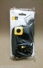 QPB301 Black Case Logic small compact camera bag etui pouch belt phone waist