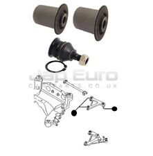 For NISSAN SERENA LARGO 91-99 REAR TOP UPPER CONTROL ARM BUSHES BALL JOINT KIT
