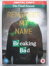 Breaking Bad - The Final Season (DVD, 2013, 3-Disc Set) NEW SEALED PAL Region 2