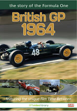 The Story of the Formula One British GP 1964 (New DVD) F1 Grand Prix BPI Library