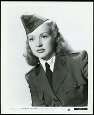 "BETTY GRABLE Original Vintage 1941 PORTRAIT Photo ""A YANK IN THE R.A.F."""