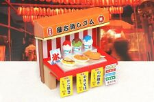 Japan IWAKO 6 Japanese Snack Take-Apart Puzzle Erasers, Shave Ice, Takoyaki etc
