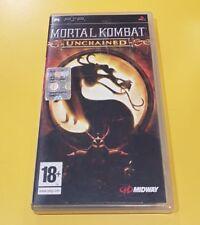 Mortal Kombat Unchained GIOCO PSP VERSIONE ITALIANA