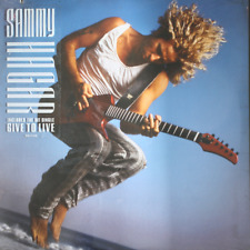 SAMMY HAGAR - NEW SEALED 1987 Vinyl LP Record Hard Rock Heavy Metal Van Halen