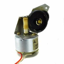 DENON DCD-1800 CD Player Part Replacement DC 12V MMN-5C2R Motor Gear