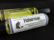 FISHERMAN Men's Cologne Oil, Anise Essential Oil Jojoba Roll On Scent Fragrance