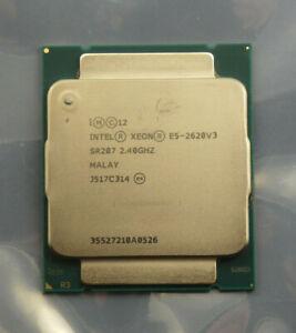 Intel Xeon E5-2620V3 / E5-2620 V3  SR207  2,40 GHz CPU  Sockel 2011-V3
