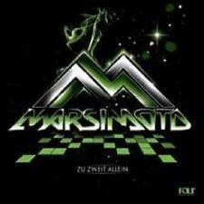 """MARSIMOTO """"ZU ZWEIT ALLEIN"""" CD NEU"""