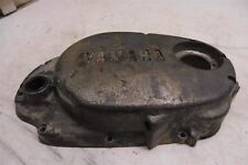 Yamaha XS650 YM301B. Engine clutch cover - A