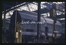 N1236 - Dia slide 35mm original Eisenbahn Holland, NS Erzwagen, '80s