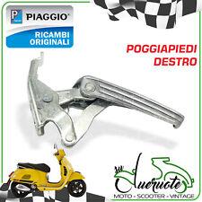 Poggiapiedi destro 57327r Originale Piaggio Vespa GTS E3 125 2008-2011 M31300
