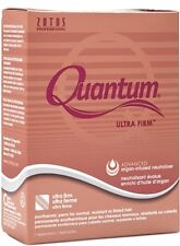 ZOTOS QUANTUM ULTRA FIRM EXOTHERMIC PERM FOR NORMAL, RESISTANT OR TINTED HAIR