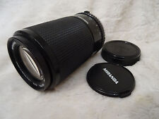 Optics great Olympus OM Miranda 70-210mm f4.5-5.6 Telephoto Macro Zoom Lens r2